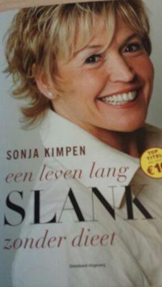 Een leven lang slank zonder dieet van Sonja Kimpen