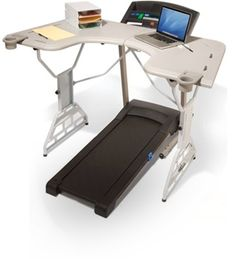 TrekDesk Treadmill Desks: The Weight is Over