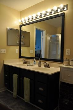 On Reflection Bathroom Mirror Ideas For Every Room In The Home Impressive Large Bathroom Vanity Mirrors Decorating Inspiration