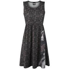 The Walking Dead  Kurzes Kleid  »Daryl Large Face Bandana« | Jetzt bei EMP kaufen | Mehr Fan-Merch  Kurze Kleider  online verfügbar ✓ Unschlagbar günstig!