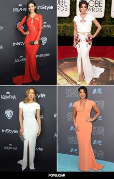 These Are the Most Gorgeous Looks From Award Season — So Far!