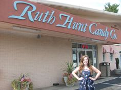 Ruth hunt Candies in Mt. Sterling, KY