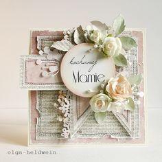 Arts&Crafts keep me sane.....: Na dzień matki znów