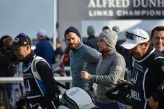 Jamie Dornan at Dunhill Links Golf Tournament 8th Oct 2016