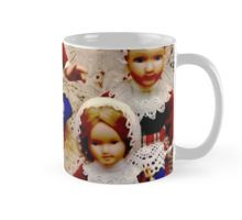 Brussels Dolls Lacemakers, Mug, In stock