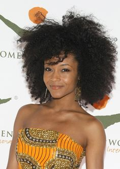 Yaya Da Costa - Beautiful Afro Latina Celebrities