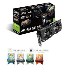 Asus GTX970 ROG STRIX GDDR5 4GB 256Bit DX12 Nvidia GeForce Ekran Kartı