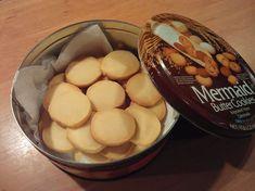 Pohodová kuchyně....: Máslové sušenky