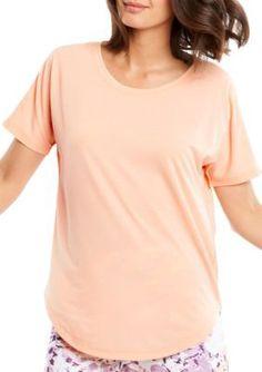 Lucy Women's Final Rep Short Sleeve Tee - Medium Orange - Xs