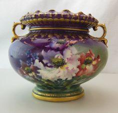 Royal Bonn Urn Vase