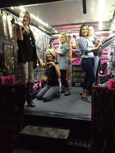 Katherine S Trailer A Traveling Jewelry Boutique And She