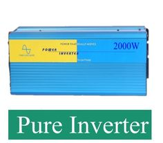 222.27$  Watch now - http://alijsq.worldwells.pw/go.php?t=32383519201 - 2000W Off Grid Pure Sine Wave Inverter with DC12V/24V/48V Input, Wind Generator Inverter, 3 Years Warranty!