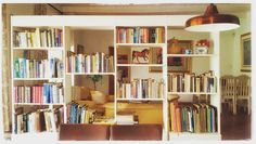 Lounge Areas, B & B, Bed And Breakfast, Separate, Bookcase, Rooms, Shelves, Twitter, Kitchen