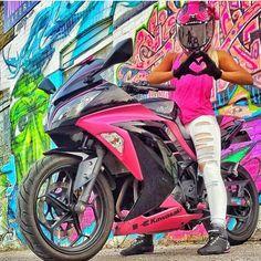 Real Biker Women bikerchicksofinsta (3)