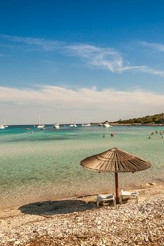 What to do in Croatia: Best Beaches. Saharun Beach, Dugi Otok.