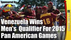 """Venezuela wins Pan American softball Qualifier"" Written By Bill Plummer  Read at http://fastpitch.tv/venezuela-wins  Sponsored by http://SoftballJunk.com/  LINKS OF INTEREST  http://Fastpitch.TV/Store  http://Fastpitch.TV/Instagram http://Fastpitch.TV/Facebook  http://Fastpitch.TV/Newsletter  http://Fastpitch.TV/Books  http://Fastpitch.TV/Backers  http://Fastpitch.TV/Apps  http://Fastpitch.TV/Twitter  http://Fastpitch.TV/GooglePlus  http://Fastpitch.TV/YouTube  http://FastpitchMagazine.com/"