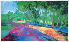 Kenneth Flijders 'brokopondo'  Readytex Art Gallery,