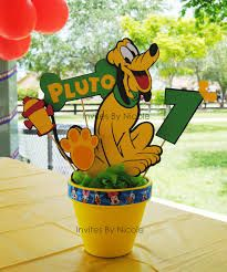 Image result for mickey center pieces
