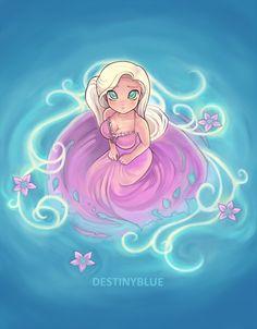Tears to Water by DestinyBlue.deviantart.com on @deviantART