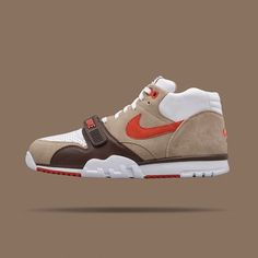 sports shoes 9ce60 fd254 Going OG. fragment design x NikeCourt Air Trainer 1 Mid