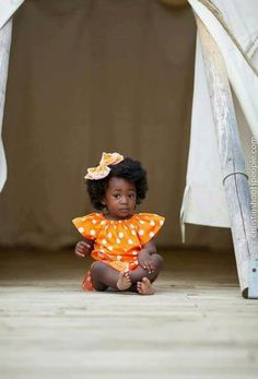 Dear Lord, I pray that you will bless me with a child a beautiful as this.