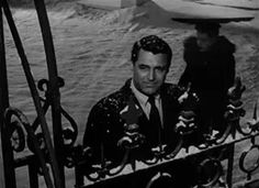 Cary Grant in The Bishop's Wife (1947).