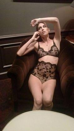 Tereza Vu lingerie