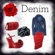 """Denim"" by ggoss on Polyvore"
