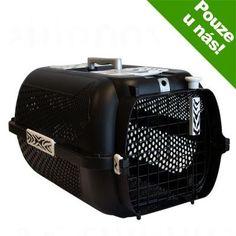 Hagen přepravka pro kočky Catit Tiger Voyageur Black