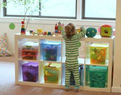 great playroom - via Fun at Home with Kids