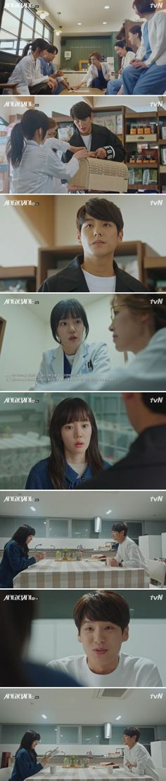 Added episodes 5 and 6 captures for the Korean drama 'Chicago Typewriter'.