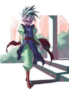 Supreme Kai Shin