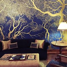 #India Wildly chic interior at the Oberoi Rathambore....