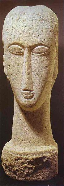 Amedeo Modigliani, Head (1911)