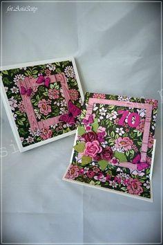 70 na różowo - Papierowe wariacje Asiola