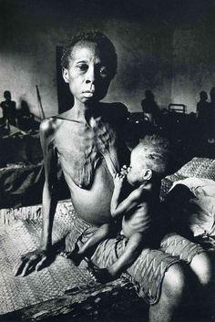 Biafra, Nigeria, 2005 - by Don McCullin (1935), UK