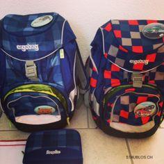 satch pack Schulrucksack – Rezension