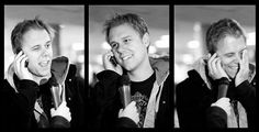 Armin van Buuren is happy =p~ ;) :D ^-^