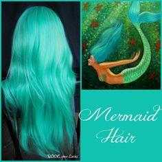 Mermaid hair  https://www.facebook.com/photo.php?fbid=553552474701363=pb.133025596754055.-2207520000.1374870238.=3