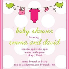 Baby Shower Invitation Cards Online