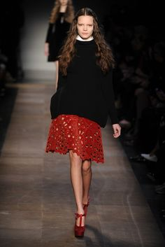 Carven RTW Fall 2012