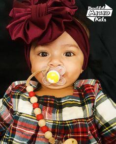 Sovi - 6 Months • Mom: African American • Dad: Irish ♥️ FOLLOW @BEAUTIFULMIXEDKIDS http://instagram.com/beautifulmixedkids