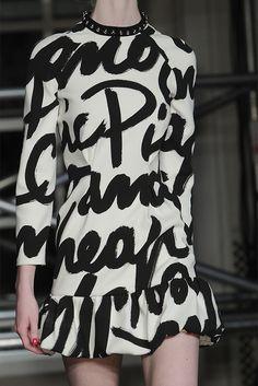 Moschino Cheap & Chic Fall 2013