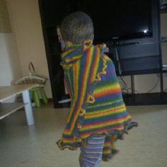 Nuvem, ziemlich grosses Schultertuch, da passt ein dreijähriger fast kommplett rein ;)