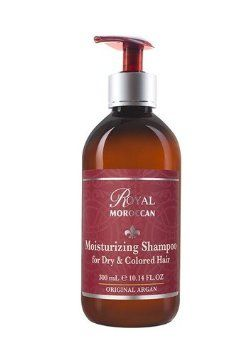 Royal Moroccan Moisturizing Shampoo 1000 ml 1c95ab5dc897