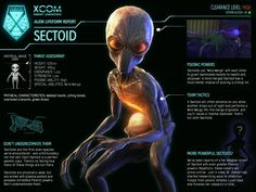 Sectoid (XCOM: Enemy Unknown) - XCOM Wiki