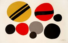 Alexander Calder http://decdesignecasa.blogspot.it