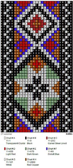Perlesøm på stramei, bunad. – Vevstua Bull-Sveen Bead Loom Patterns, Peyote Patterns, Jewelry Patterns, Beading Patterns, Cross Stitch Patterns, Loom Bracelets, Beading Projects, Loom Beading, Woven Fabric