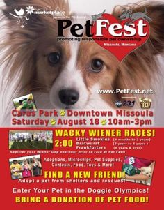 Pet Fest is coming! Have you reserved your space yet?