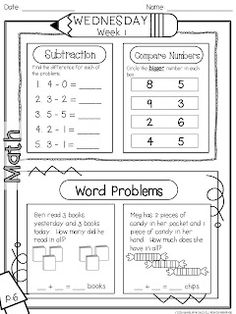 A first grade teacher's blog that has fun activities, tips, and loads of free ideas, centers, and worksheets.